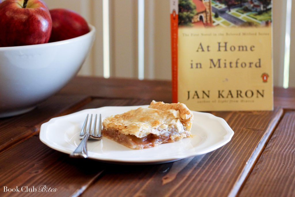 At Home in Mitford Book Club Questions and Recipe