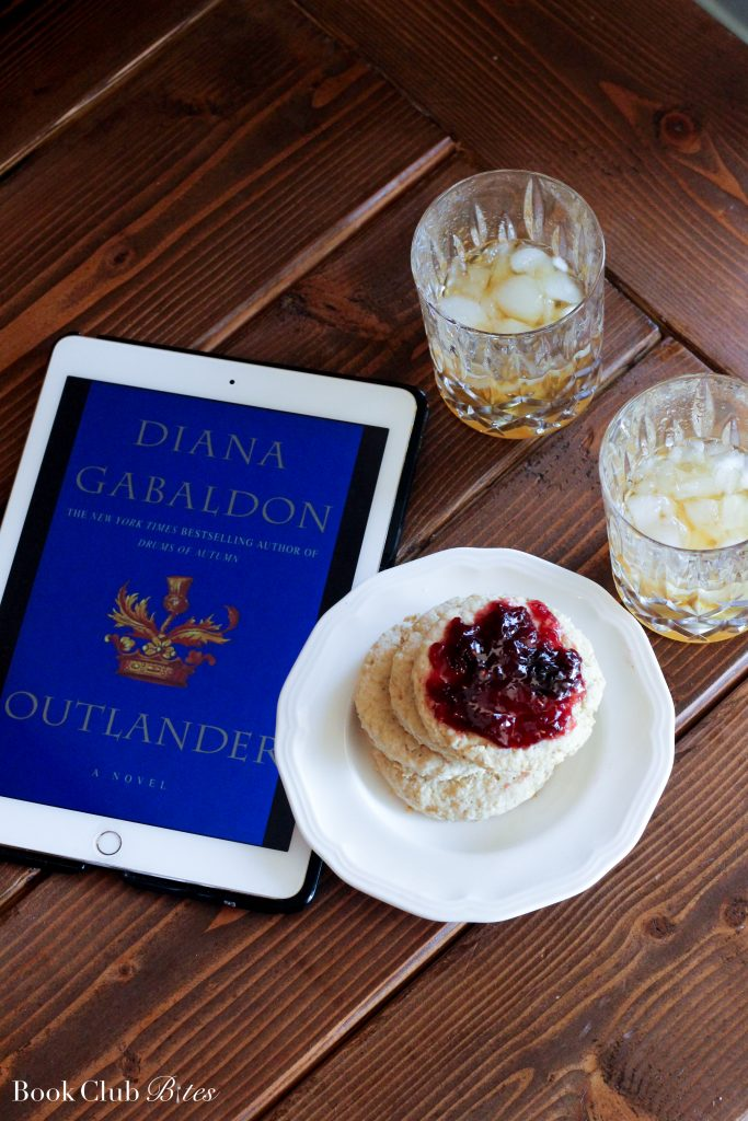 Outlander Book Club Questions and Recipe - Oatcakes!