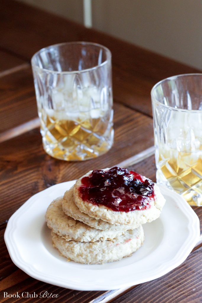 Outlander Book Club Questions and Recipe - Oatcakes and Whisky