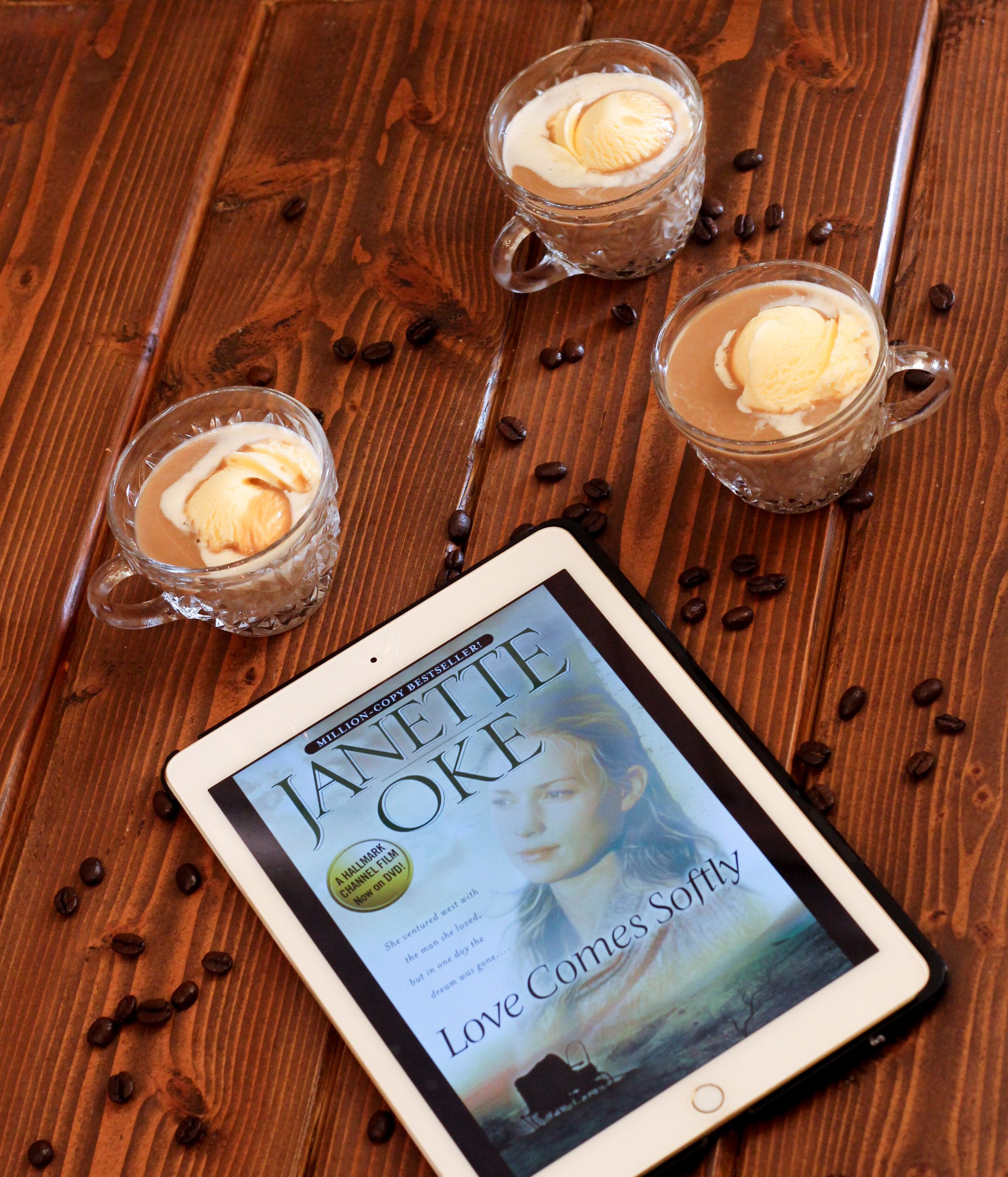 Love Comes Softly Book Club Questions and Recipe Coffee Punch