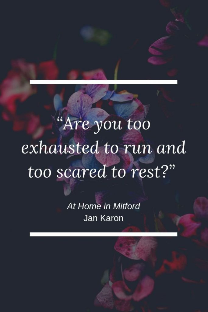 At Home in Mitford Quote