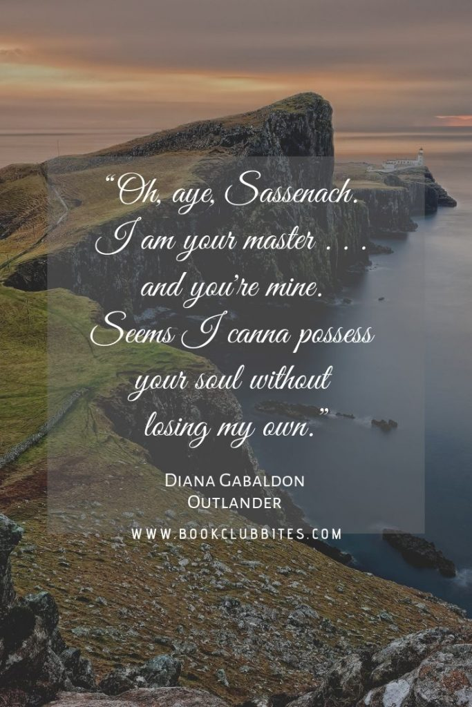 Outlander Quote about Love