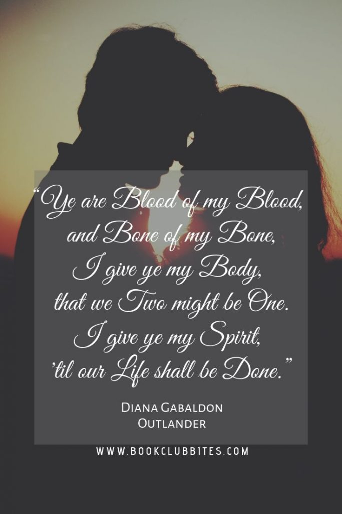 Outlander Quote about Love 2