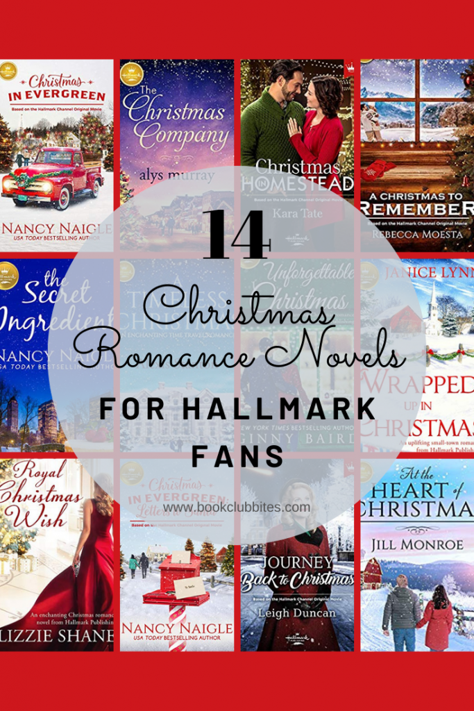 14 Christmas Romance Novels for Hallmark Fans