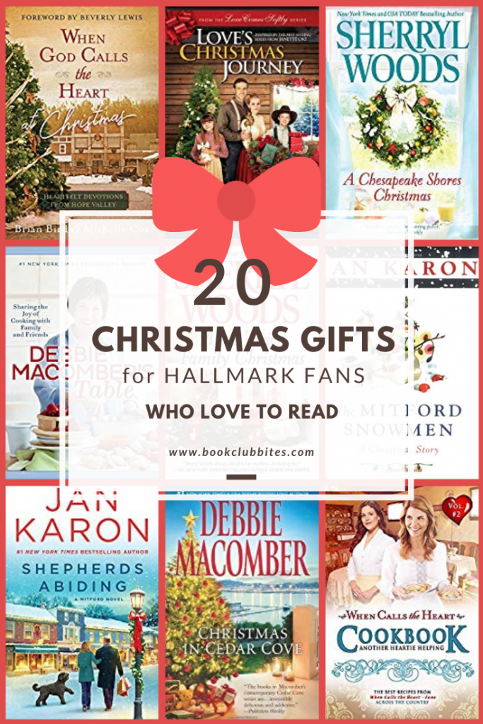 20 Christmas Gifts for Hallmark Fans Who Love to Read