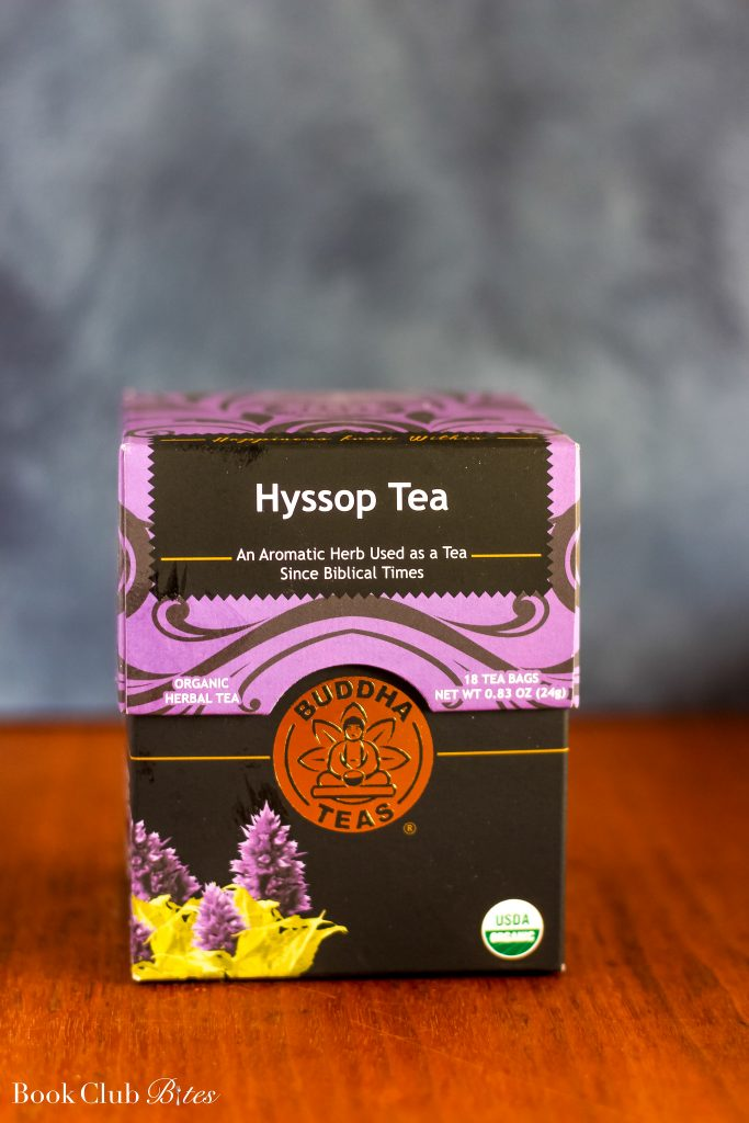 The Invention of Wings Book Club Questions and Recipe Hyssop Tea