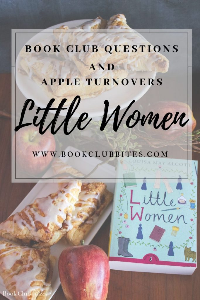 Little Women Book Club Questions and Recipe