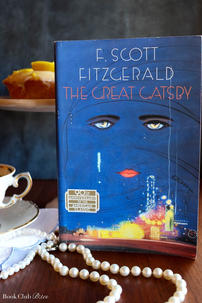 The Great Gatsby Book Club Questions and Recipe
