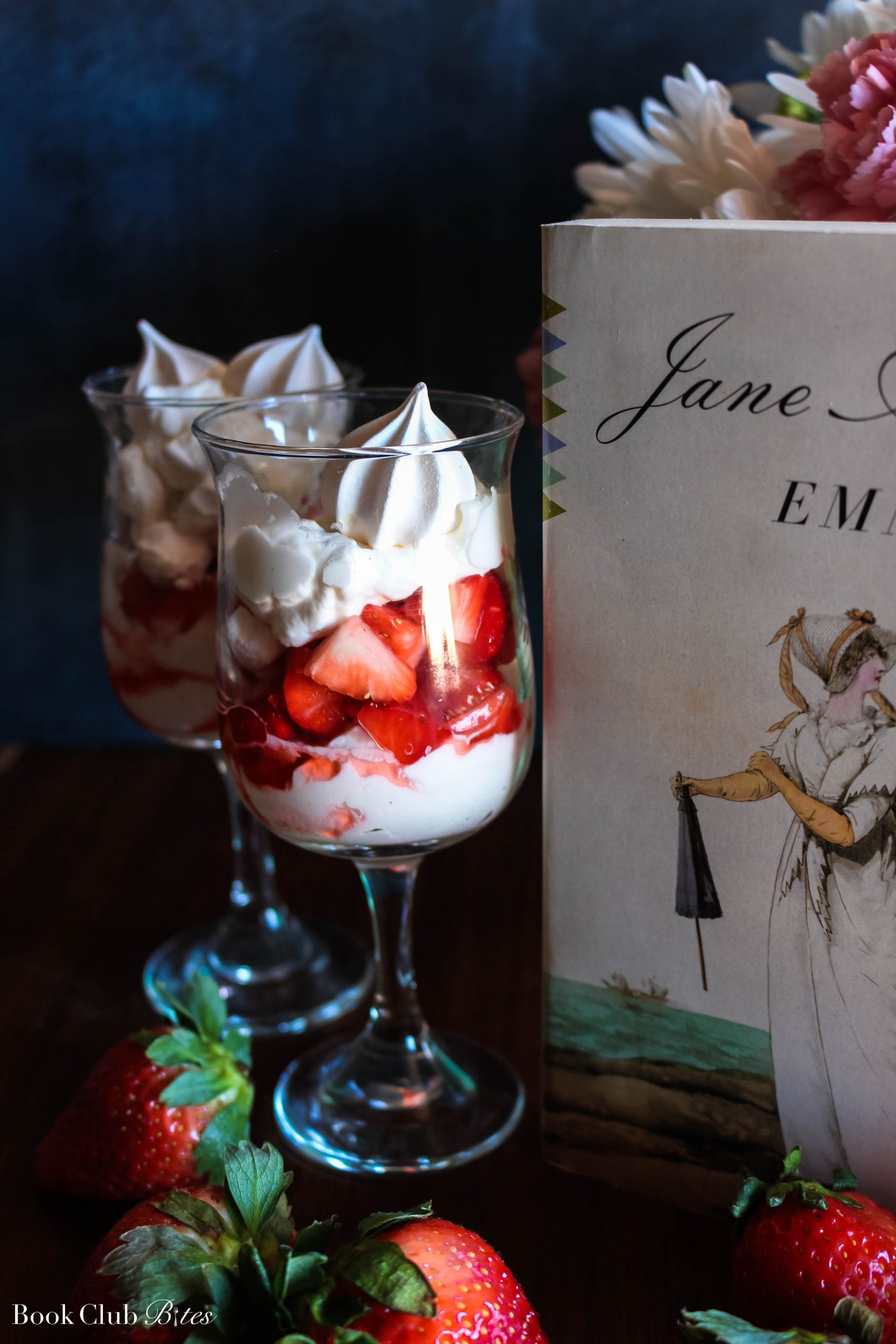 Emma Book Club Questions and Recipe