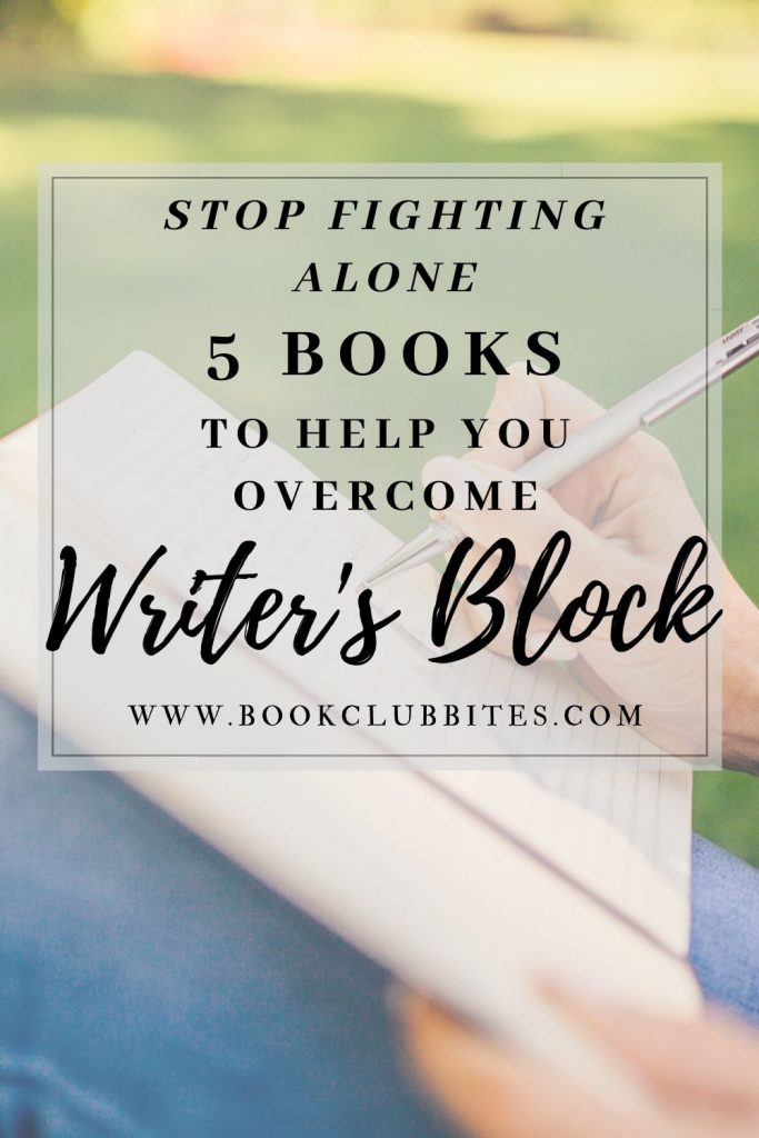 5 Books to Overcome Writer's Block