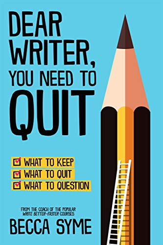 Dear Writer: 5 Books to Fight Writers Block