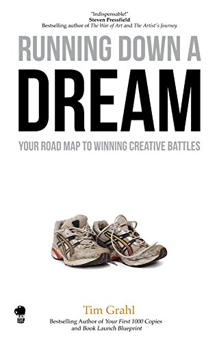 Running Down a Dream: 5 Books to Fight Writers Block