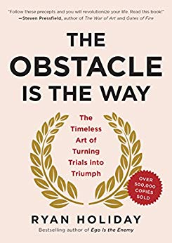 The Obstacle is the Way: 5 Books to Fight Writers Block