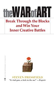 The War of Art: 5 Books to Fight Writers Block