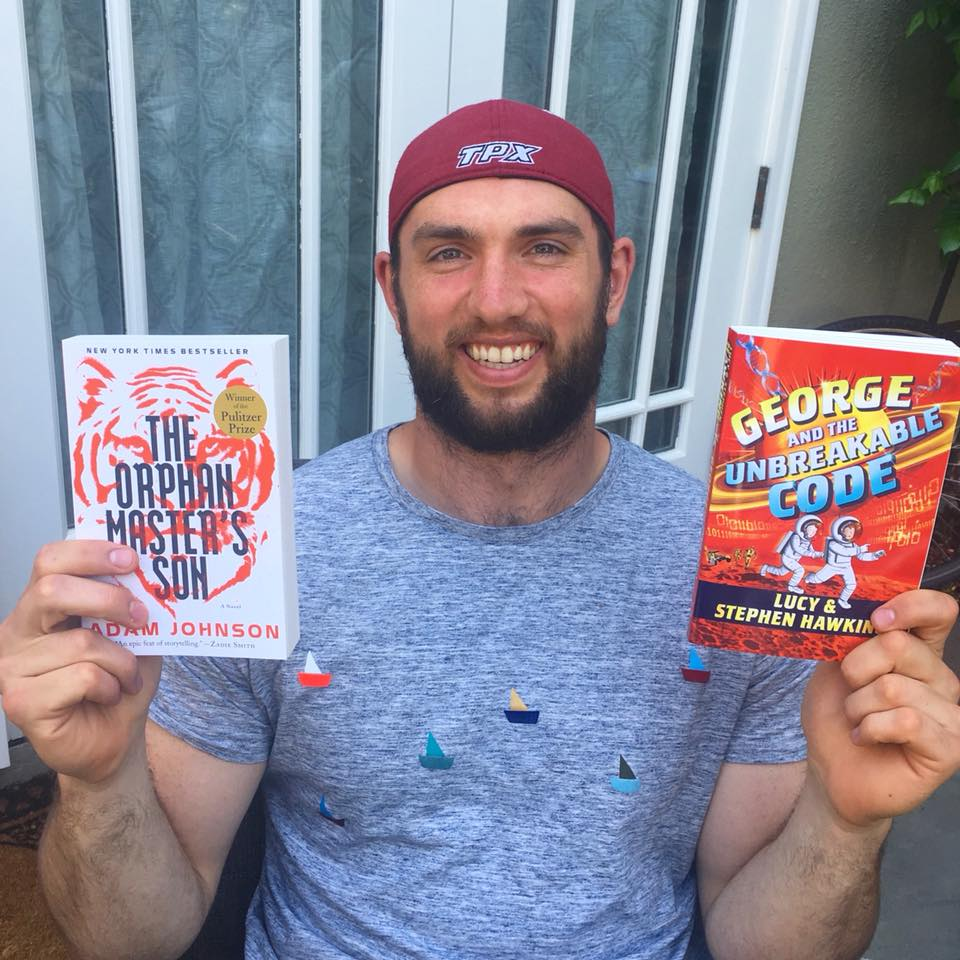 Andrew Luck Book Club on Instagram