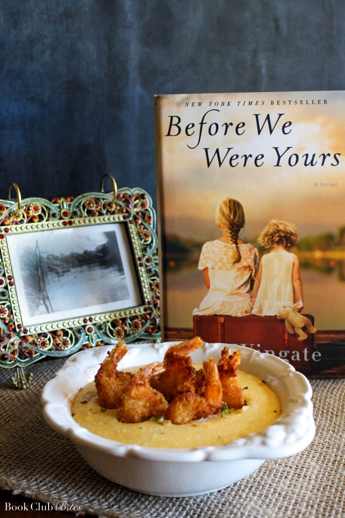 Before We Were Yours Book Club Questions and Recipe