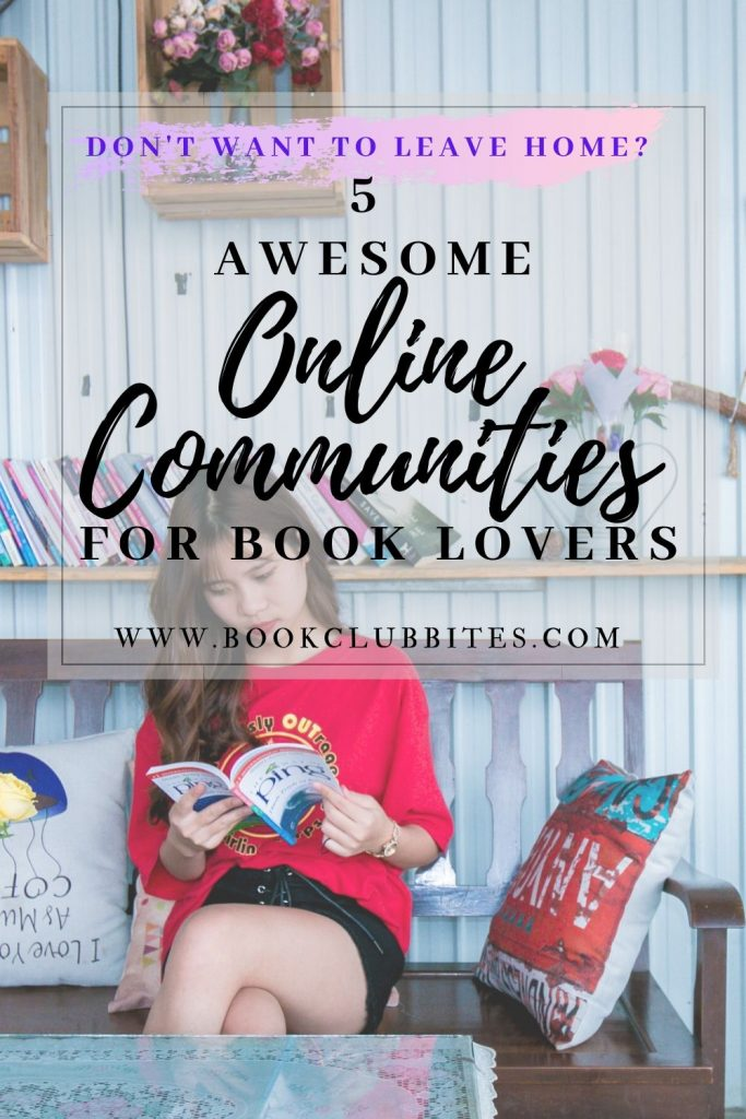 Awesome Online Communities for Book Lovers