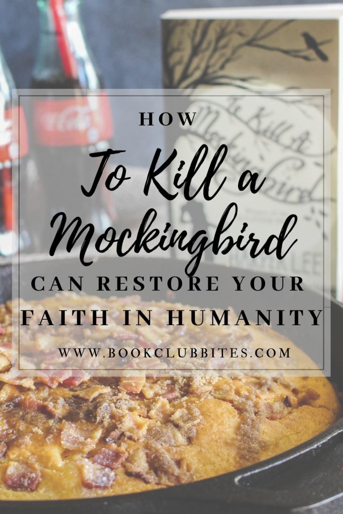 To Kill a Mockingbird Book Club Questions and Recipe