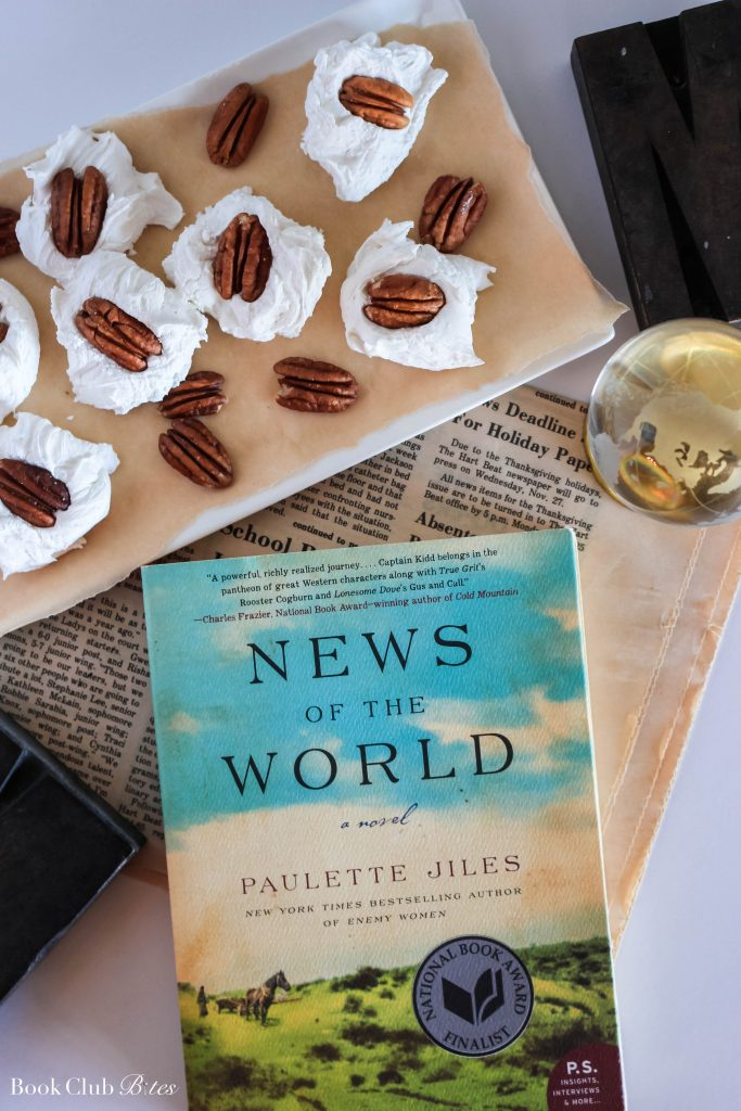 News of the World Book Club Questions and Recipe