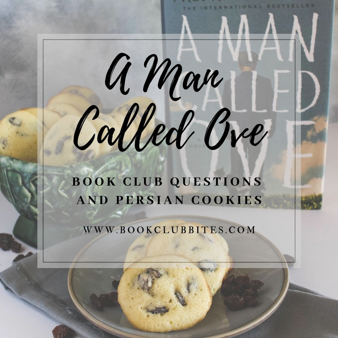 A Man Called Ove Book Club Questions and Recipe