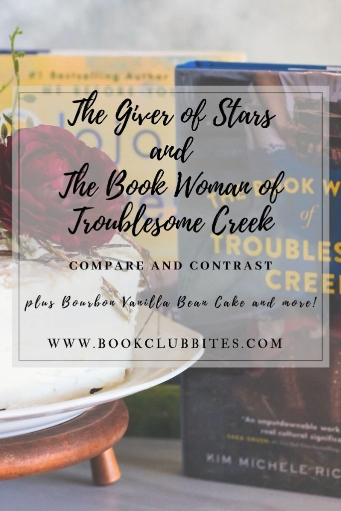 The Giver of Stars and The Book Woman of Troublesome Creek Comparison