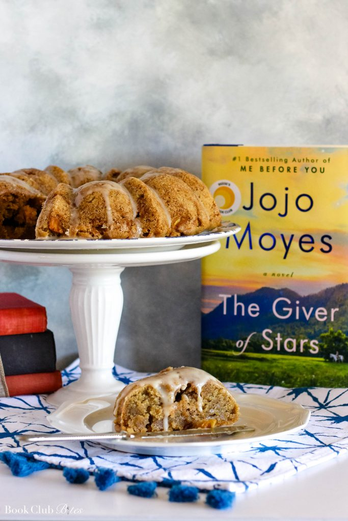 The Giver of Stars Book Club Questions and Recipe
