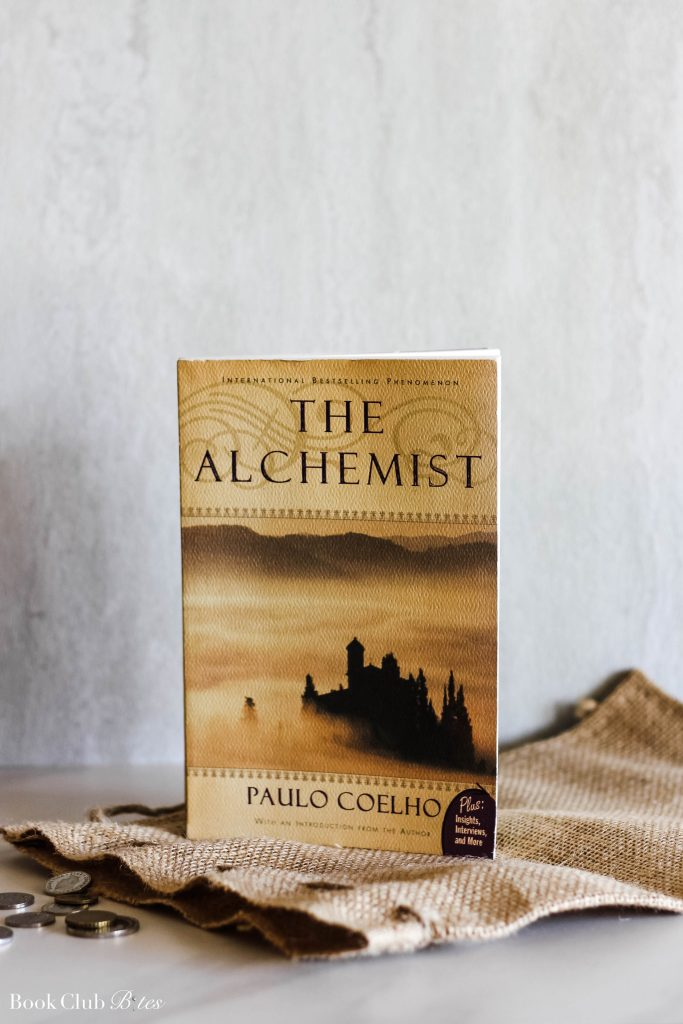 The Alchemist Book Club Questions and Recipe
