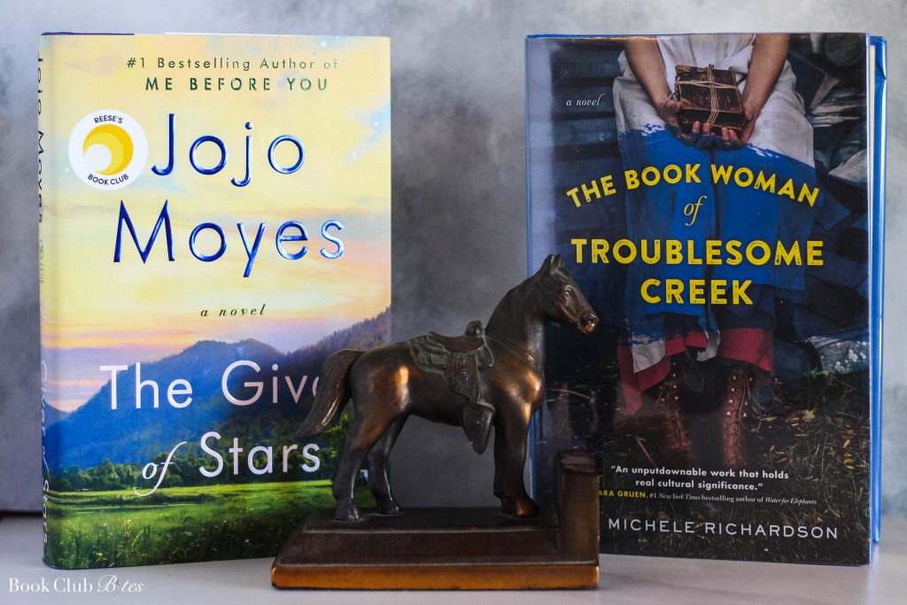 The Giver of Stars and The Book Woman of Troublesome Creek