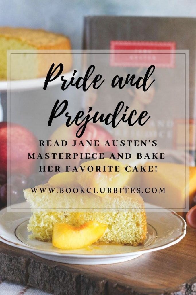 Pride and Prejudice Book Club Questions and Recipe