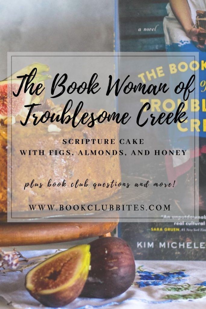 The Book Woman of Troublesome Creek Book Club Questions and Recipe