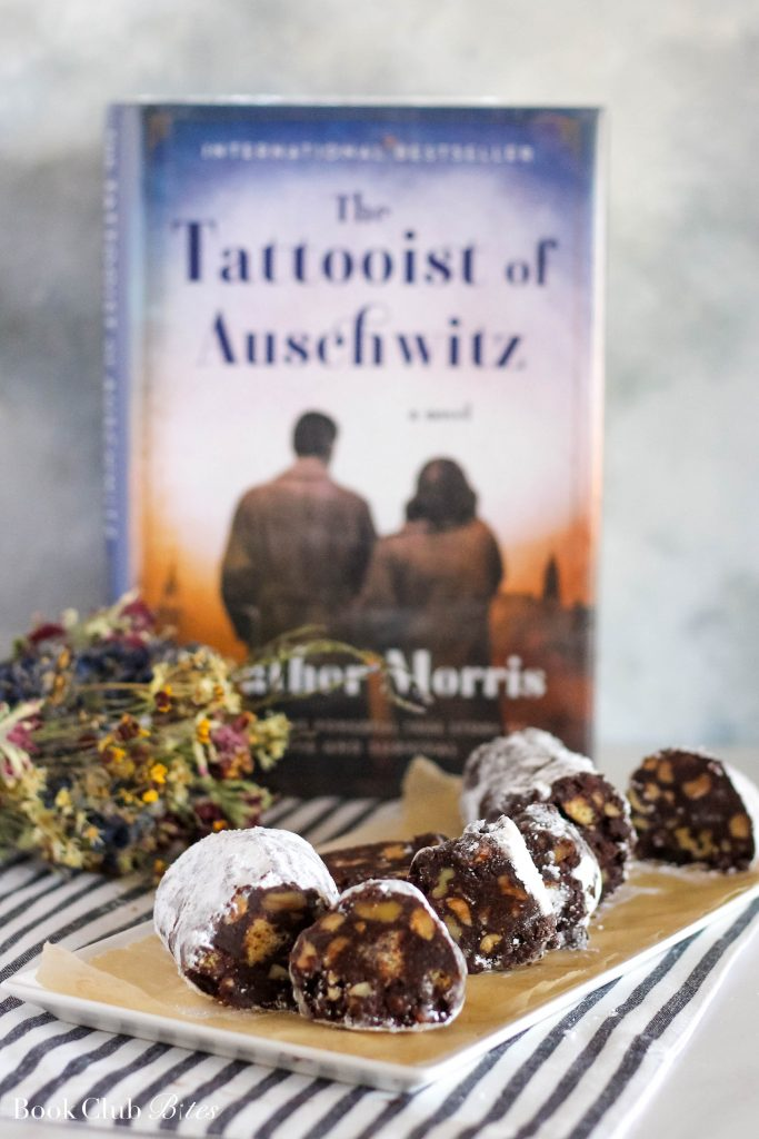 The Tattooist of Auschwitz Book Club Questions and Recipe