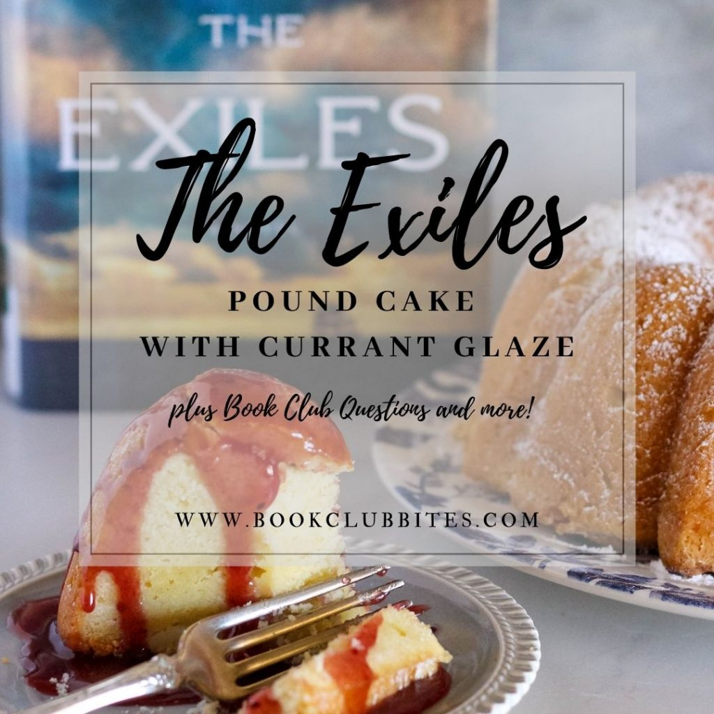 The Exiles Book Club Questions and Recipe
