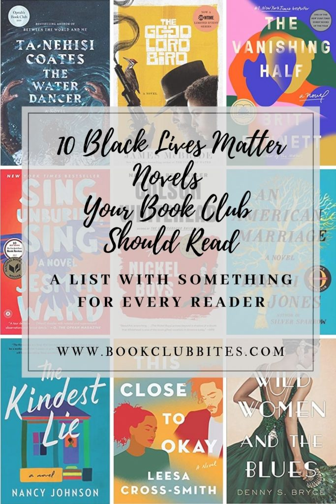 10 Black Lives Matter Novels Your Book Club Should Read