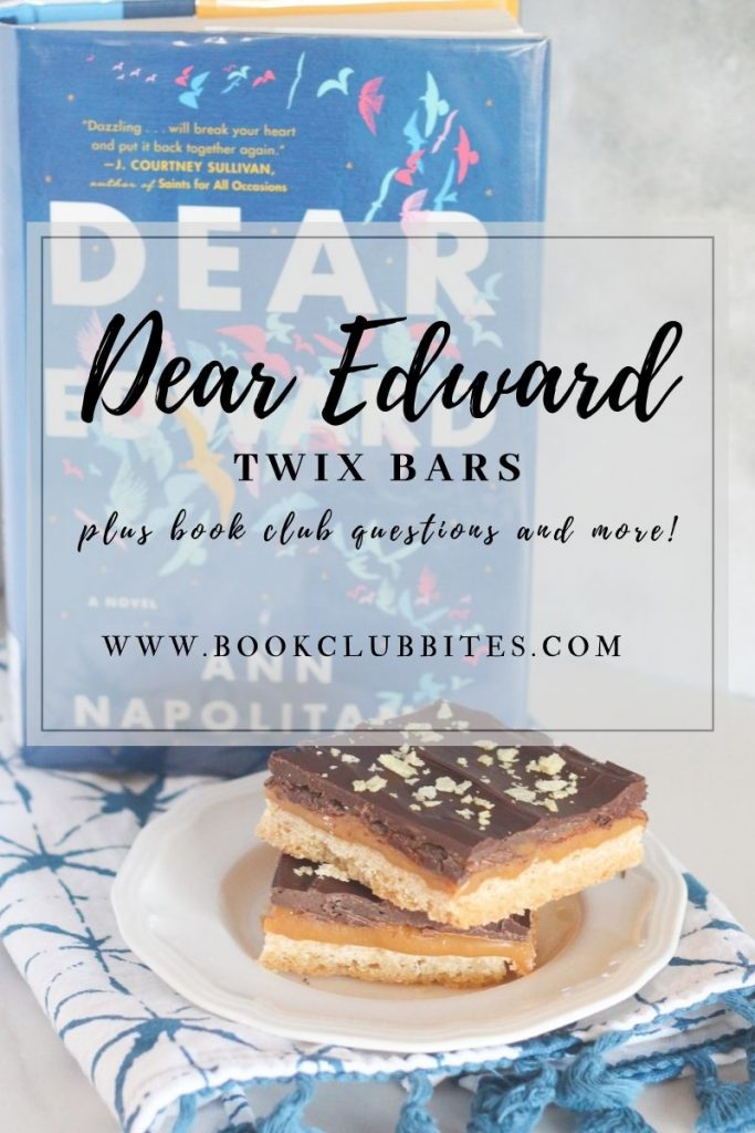 Dear Edward Book Club Questions and Recipe