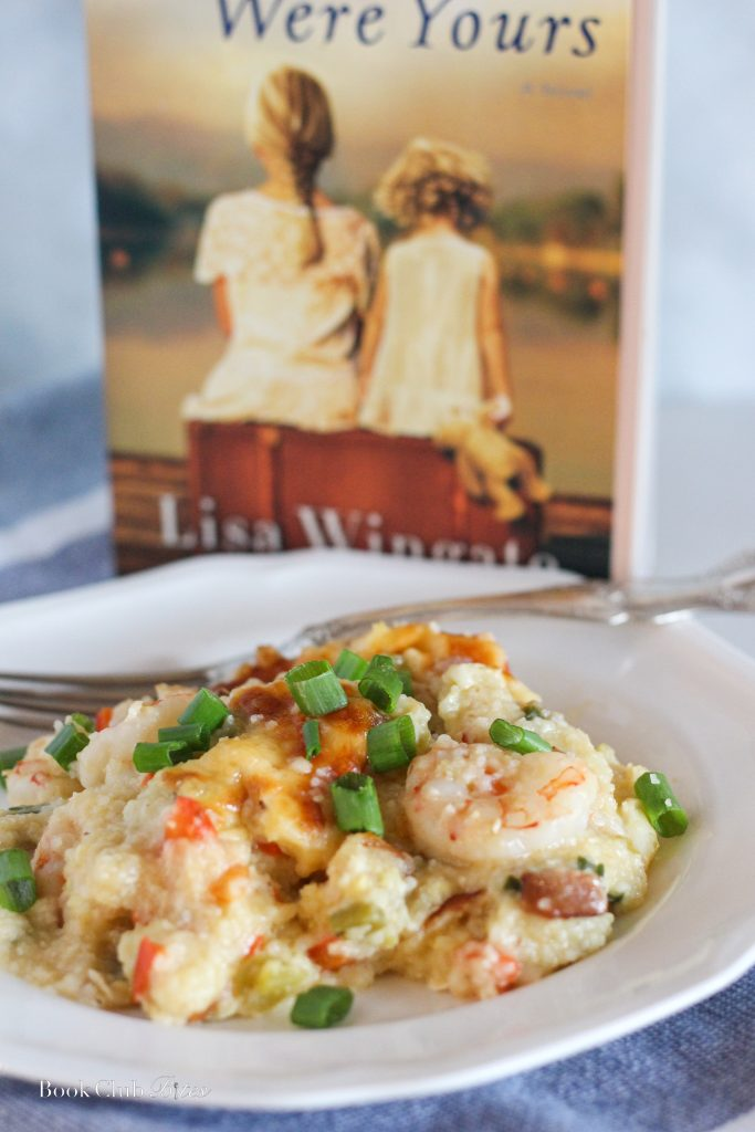 Before We Were Yours Shrimp and Grits Casserole