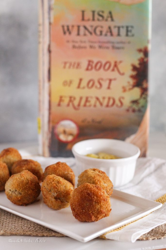 The Book of Lost Friends Book Club Questions and Recipe
