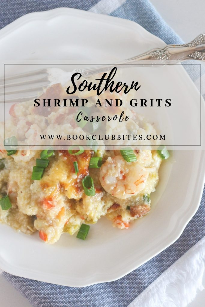 Southern Shrimp and Grits Casserole