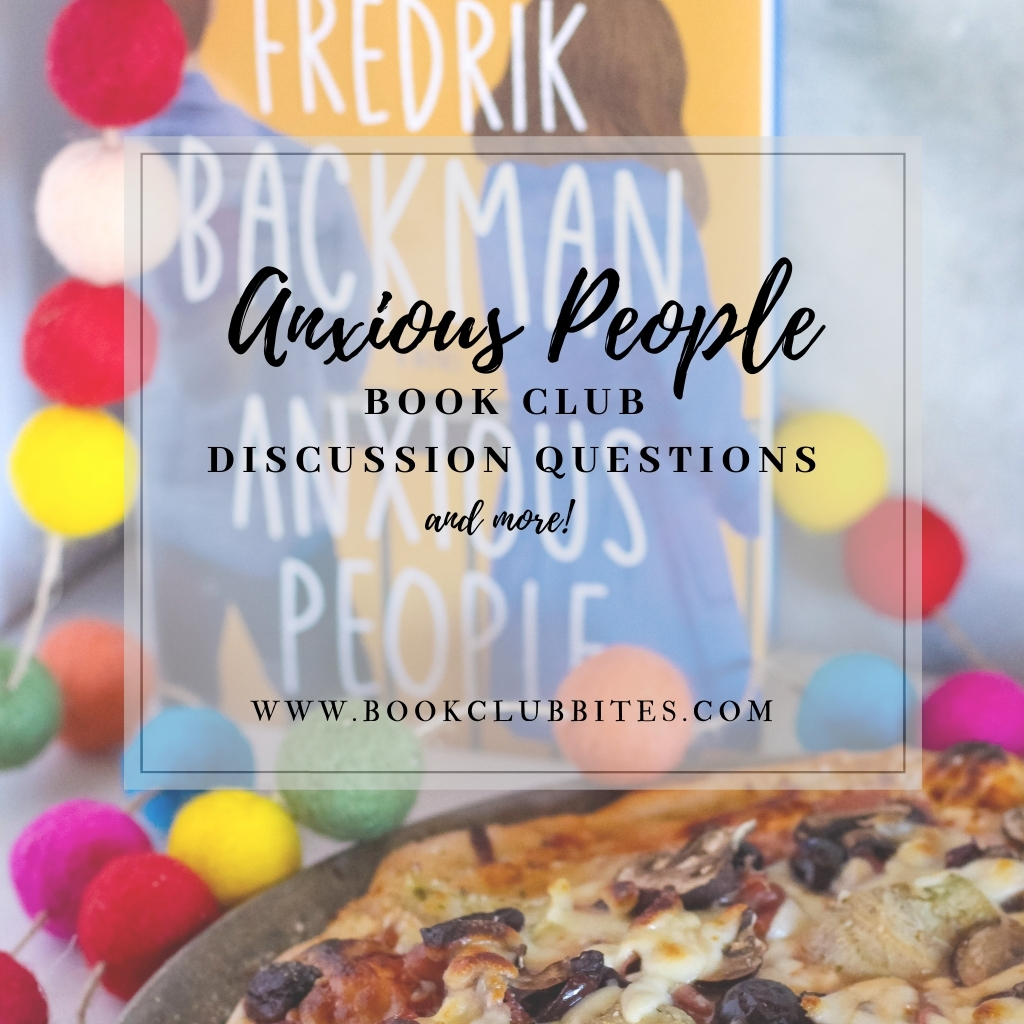 Anxious People Book Club Discussion Questions
