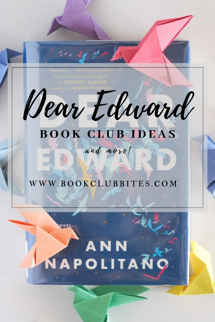 Dear Edward Book Club Ideas