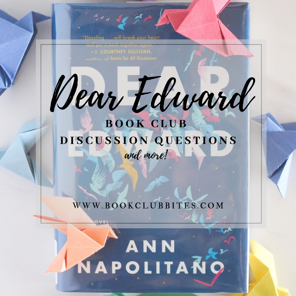 Dear Edward Book Club Discussion Questions