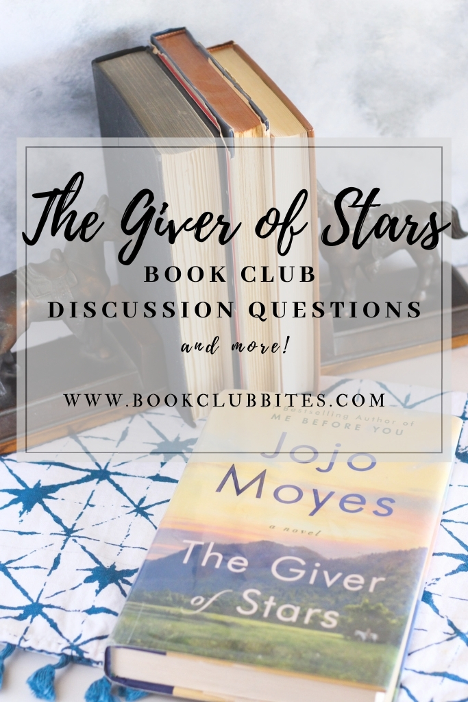 The Giver of Stars Book Club Discussion Questions