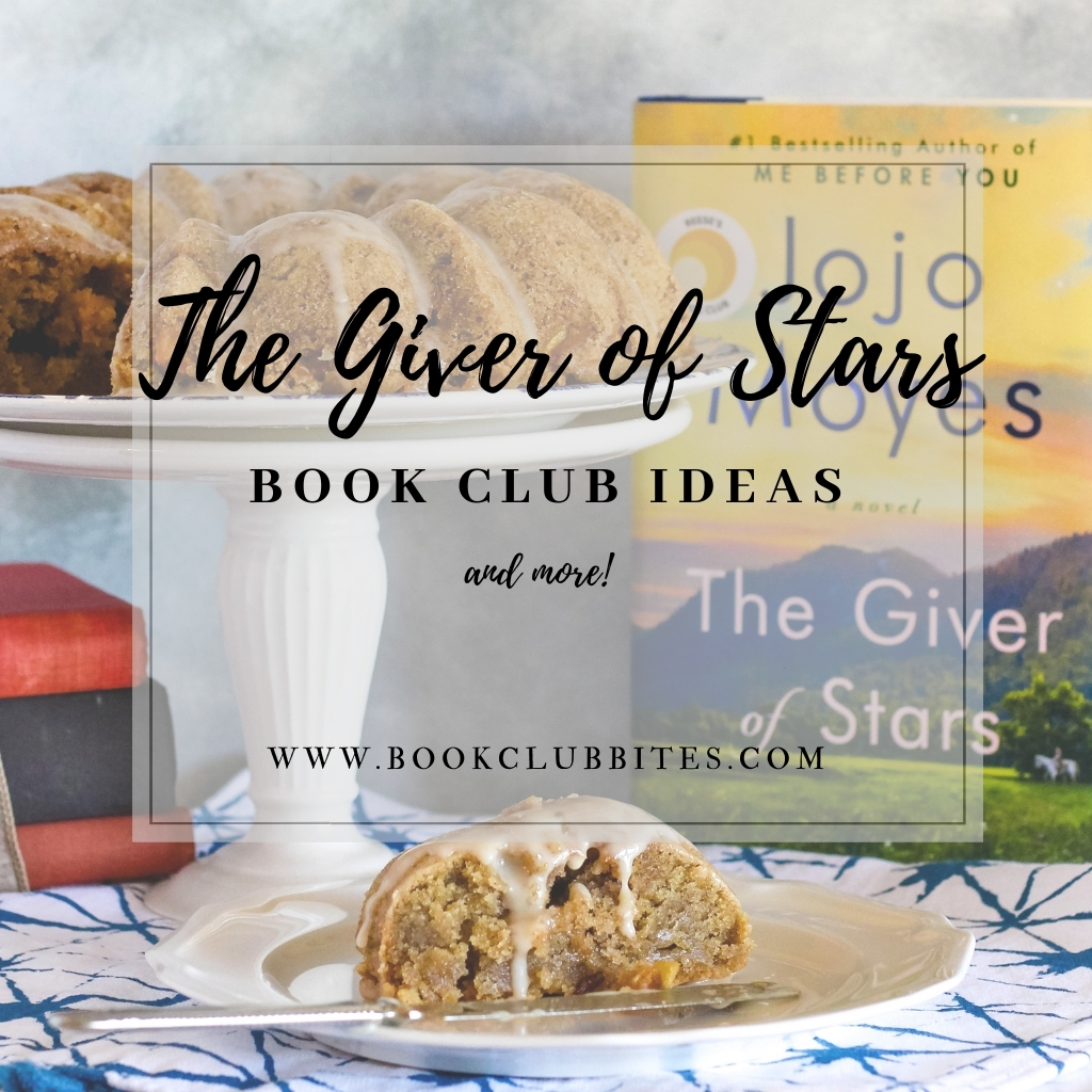 The Giver of Stars Book Club Ideas