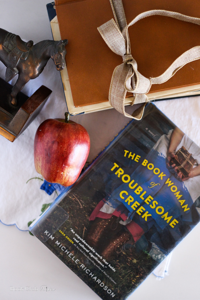 The Book Woman of Troublesome Creek Book Club Discussion Questions