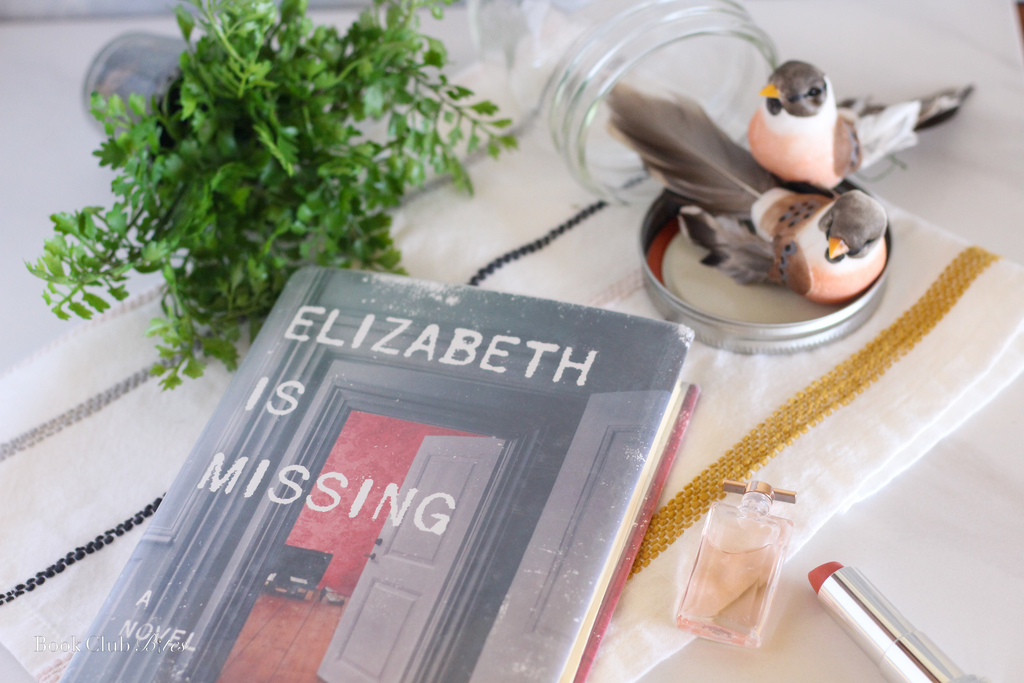 Elizabeth is Missing Book Club Ideas