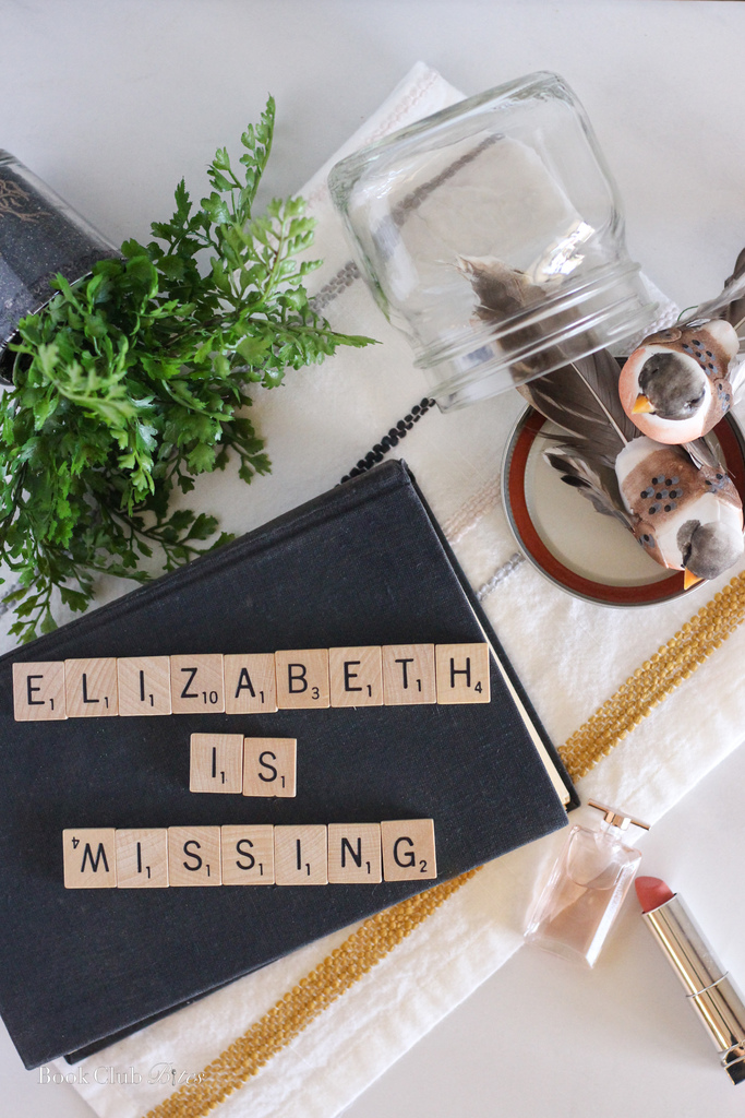 Elizabeth is Missing Book Club Discussion Questions
