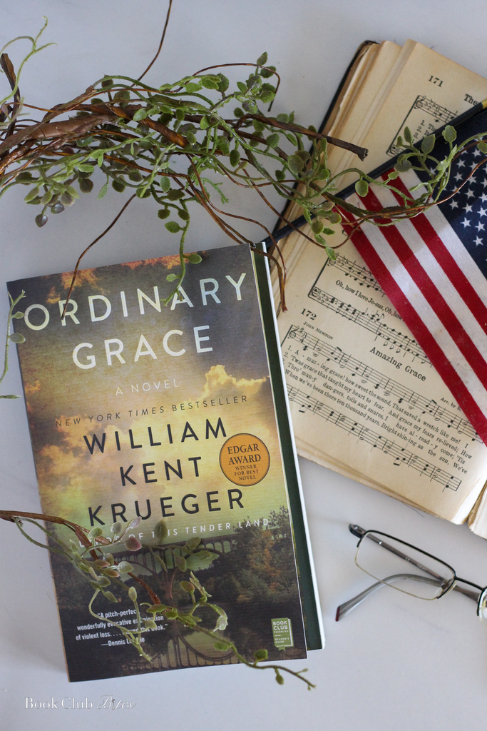 Ordinary Grace Book Club Questions and Food Ideas