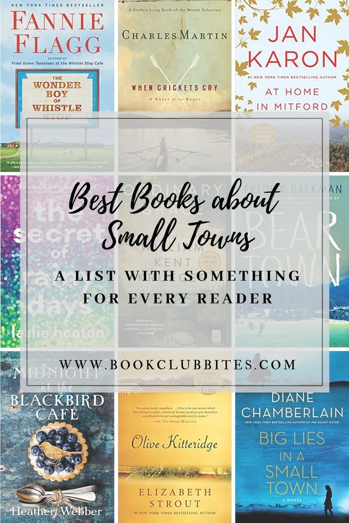 Best Books about Small Towns