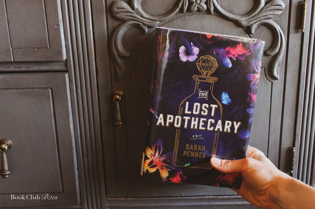 The Lost Apothecary Book Club Questions and Food Ideas